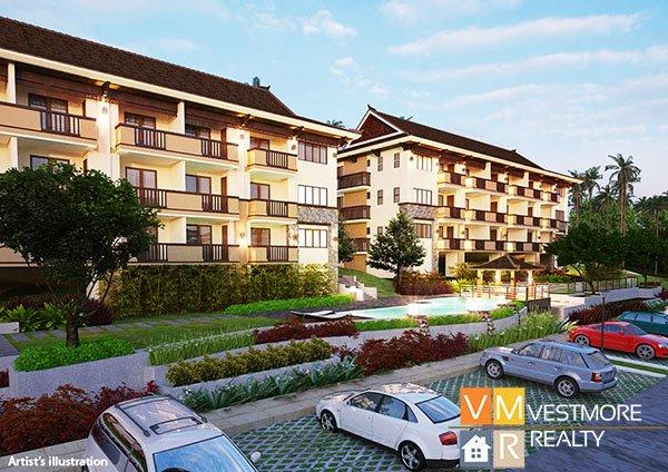The Veranda Resort Condos, Samal Condominium, Samal Residential Condominium  Unit For Sale, Samal