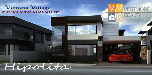 Victoria Village, Matina, Davao City Properties, House and Lot in Davao City, Davao Real Estate Investment, Davao Subdivisions, Vestmorerealty.com, Davao City Subdivisions, Davao Properties for Sale, Davao Housing, Davao Real Estate Properties for Sale, Pag-ibig Housing in Davao City, Davao real estate, Davao Real Estate Property, High End Housing, Hipolita, Two Storey