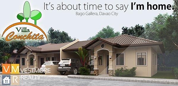 Villa Conchita, Bago Gallera, Davao City Properties, House and Lot in Davao City, Davao Real Estate Investment, Davao Subdivisions, Vestmorerealty.com, Davao City Subdivisions, Davao Properties for Sale, Davao Housing, Davao Real Estate Properties for Sale, Pag-ibig Housing in Davao City, Davao real estate, Davao Real Estate Property, Middle Cost Housing, Bungalow, Nina