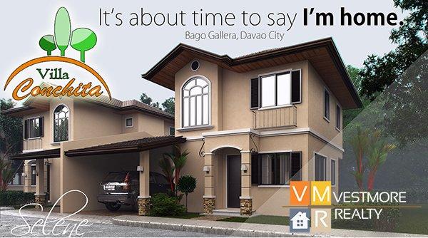 Villa Conchita, Bago Gallera, Davao City Properties, House and Lot in Davao City, Davao Real Estate Investment, Davao Subdivisions, Vestmorerealty.com, Davao City Subdivisions, Davao Properties for Sale, Davao Housing, Davao Real Estate Properties for Sale, Pag-ibig Housing in Davao City, Davao real estate, Davao Real Estate Property, Middle Cost Housing, TwoStorey, Selene