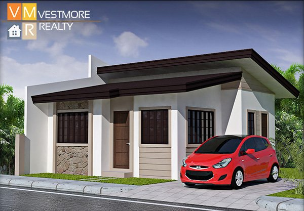 Helena-A House and Lot for Sale at CrestView Homes, Mintal, Davao City