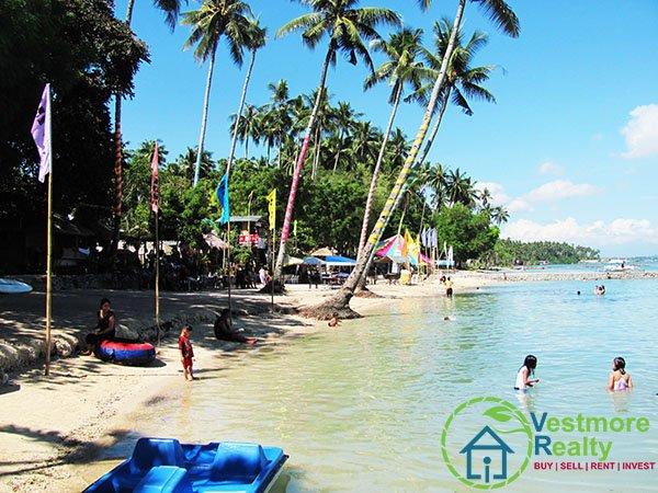 Basking At The Sunset Beach Park Resort Samal Island