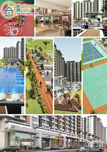 Legacy Leisure Residences, Ma-a Road, Davao City, Mixed-use condominium, VestmoreRealty, Vestmore Realty, Facilities, Amenities
