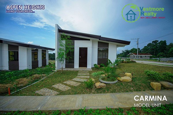 Ready to Occupy Carmina House and Lot at Aspen Heights Davao