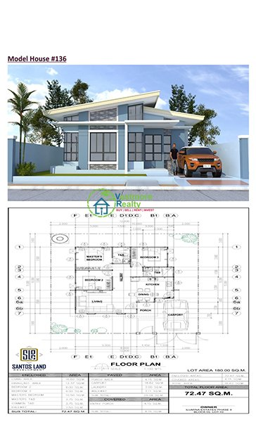 Ready for Occupancy Bungalow House and Lot for Sale at Ilumina Estates Dava, Ilumina Estates Subdivision BUhangin Davao City, Vestmore Realty, Ready for Occupancy House and Lot in Davao City