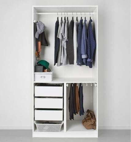 How to Have a Minimalist Closet, Vestmore Realty